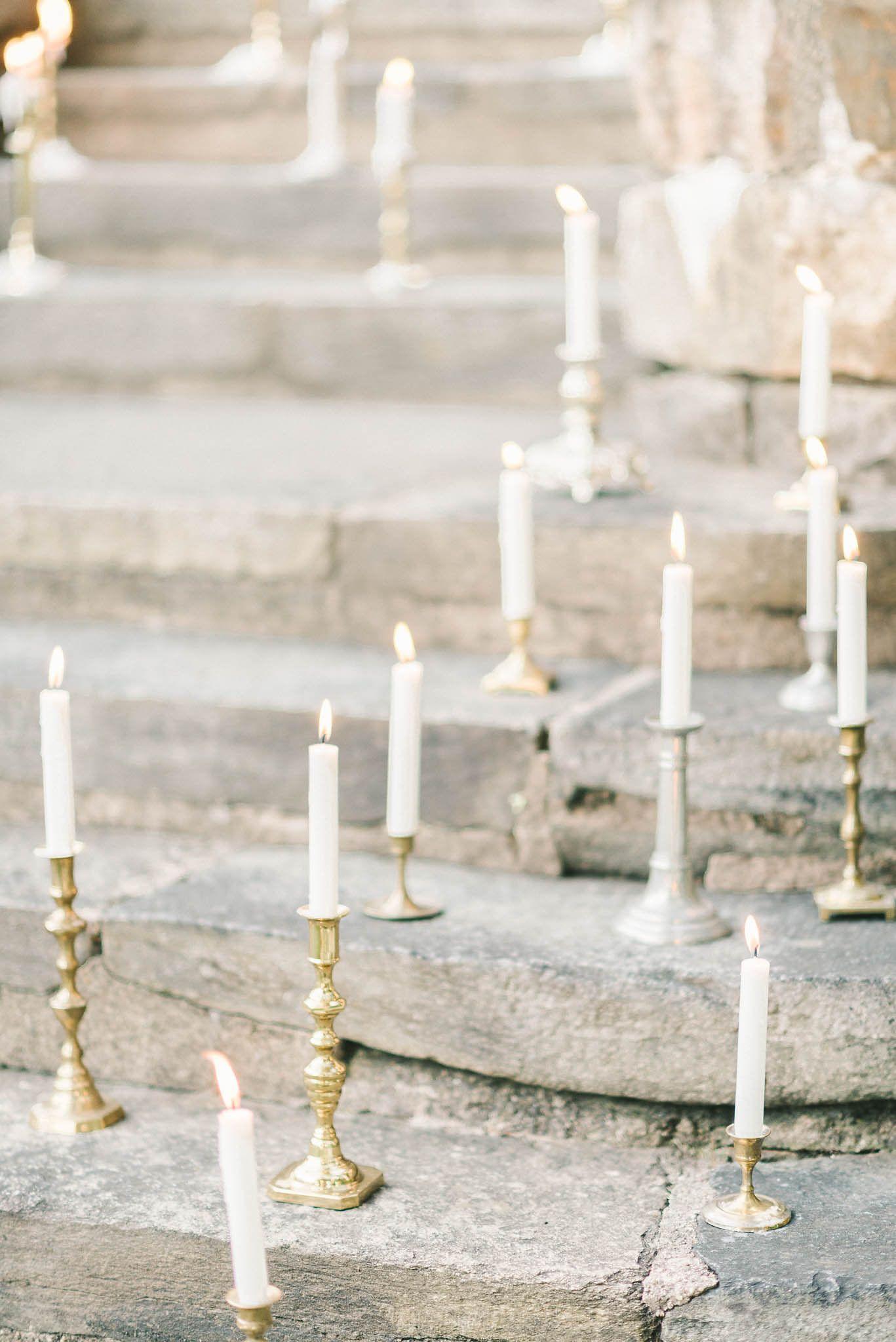 Lighting Wedding Inspiration in Frederick, Maryland