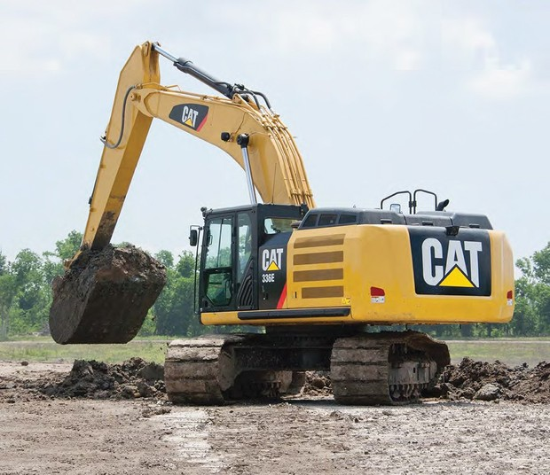 Download Caterpillar 336E L EXCAVATOR Service Repair
