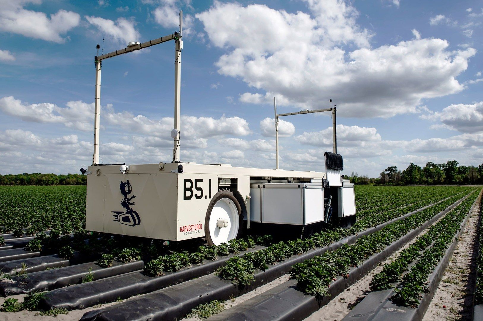 The Age Of Robot Farmers Indoor Farming Modern Agriculture Farmer