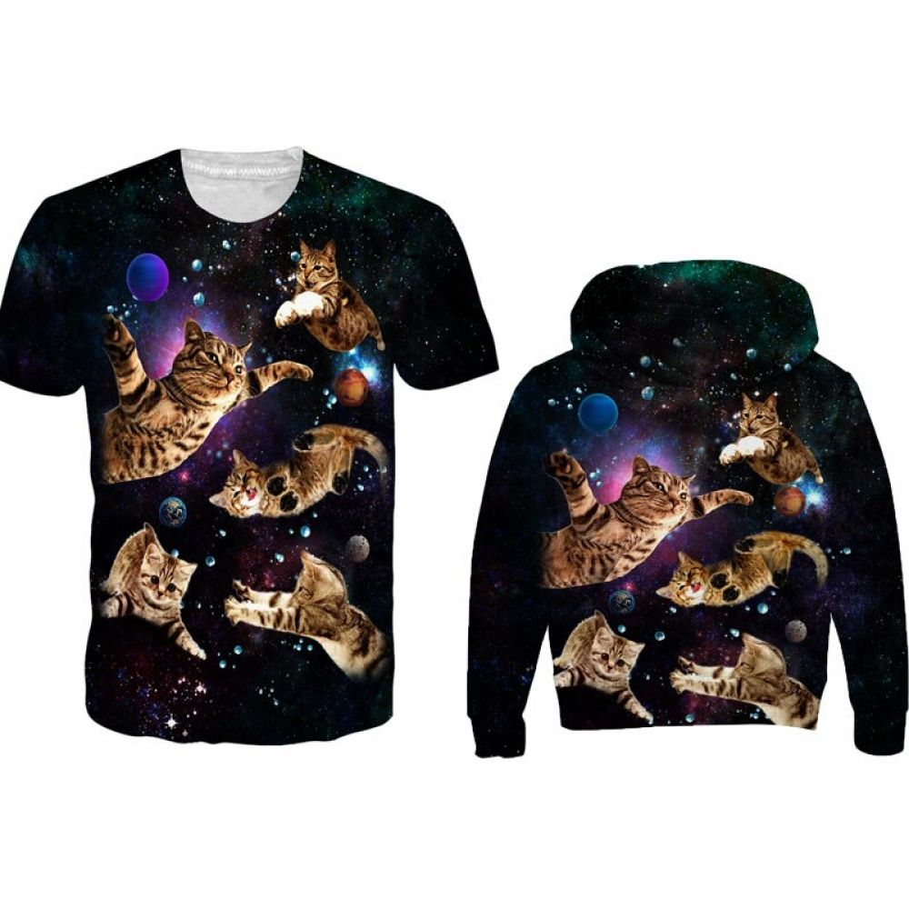 3d Galaxy Cat Clothes Price 23 99 Free Shipping Kittenspace Funnycats Kittenlife Cat Features Catoftheday C Galaxy T Shirt Space Shirts Cat Tshirt [ 1000 x 1000 Pixel ]