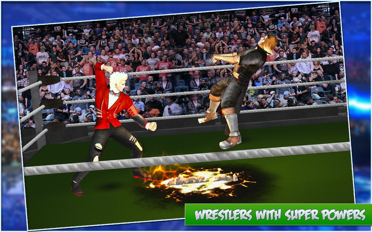 Wrestling fighting games Mobile games Free, Get it on your