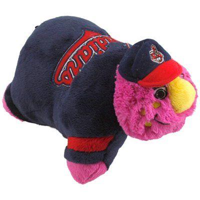 Cleveland Indians Mini Mascot Pillow Pet Indian Pillows Animal