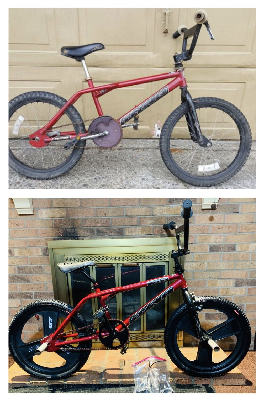2002 Gt Dyno Zone Gravity Games Edition 20 Freestyle Bmx Bought