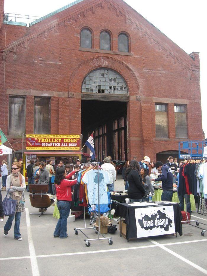 Sowa Open Market Boston