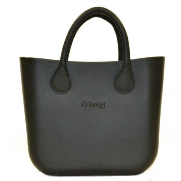 Borse O Bag Udine : Borsa o bag mini nera manici ecopelle sacca interna