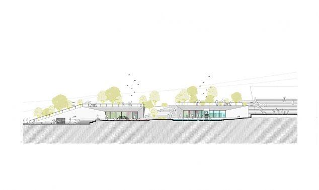 Vallo Sadovsky Architects - Leisure and relax centre Rača