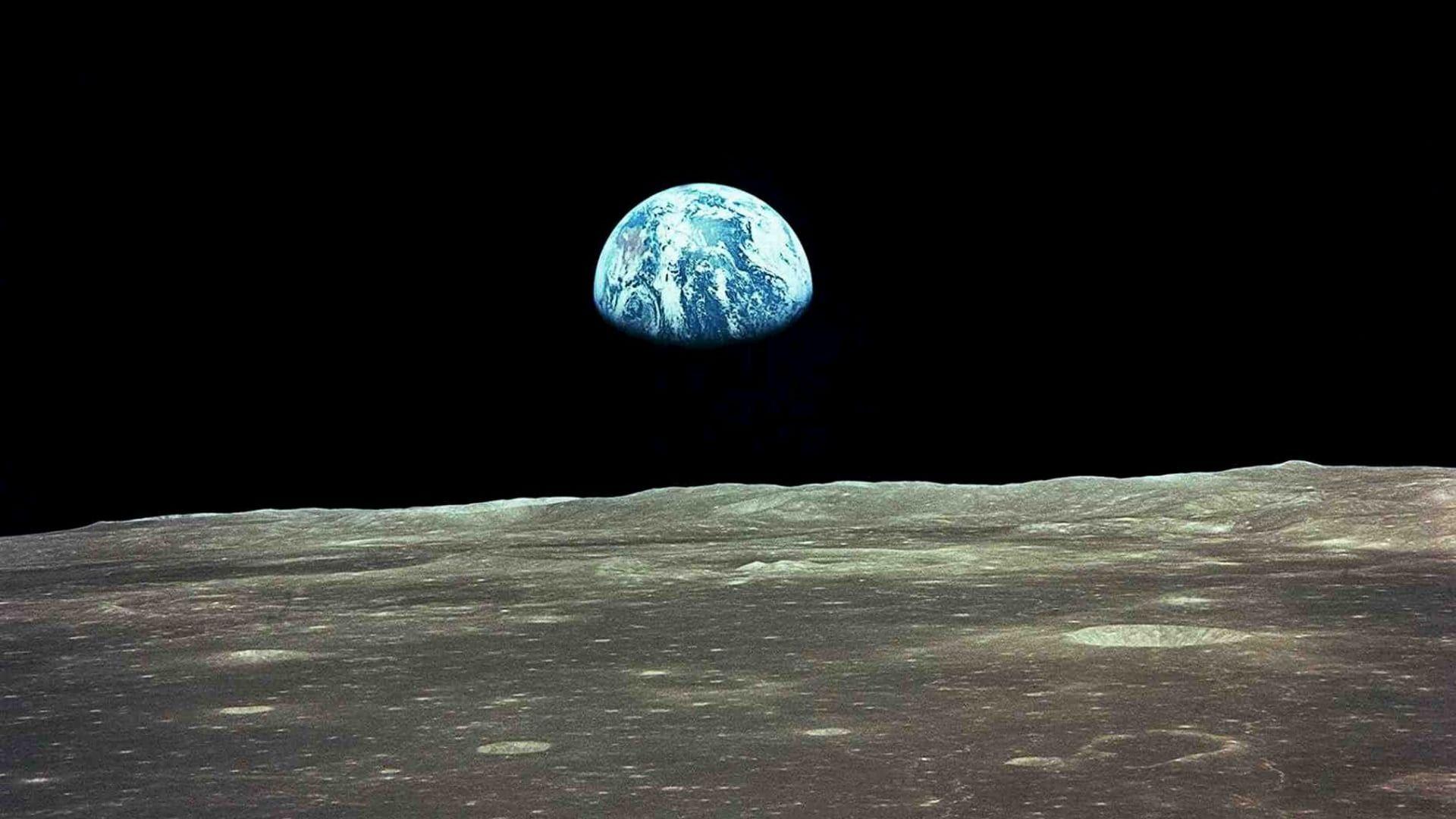 Moon Earth Space Apollo 11 Moon Surface 1080p Wallpaper Hdwallpaper Desktop Apollo 11 Bilder