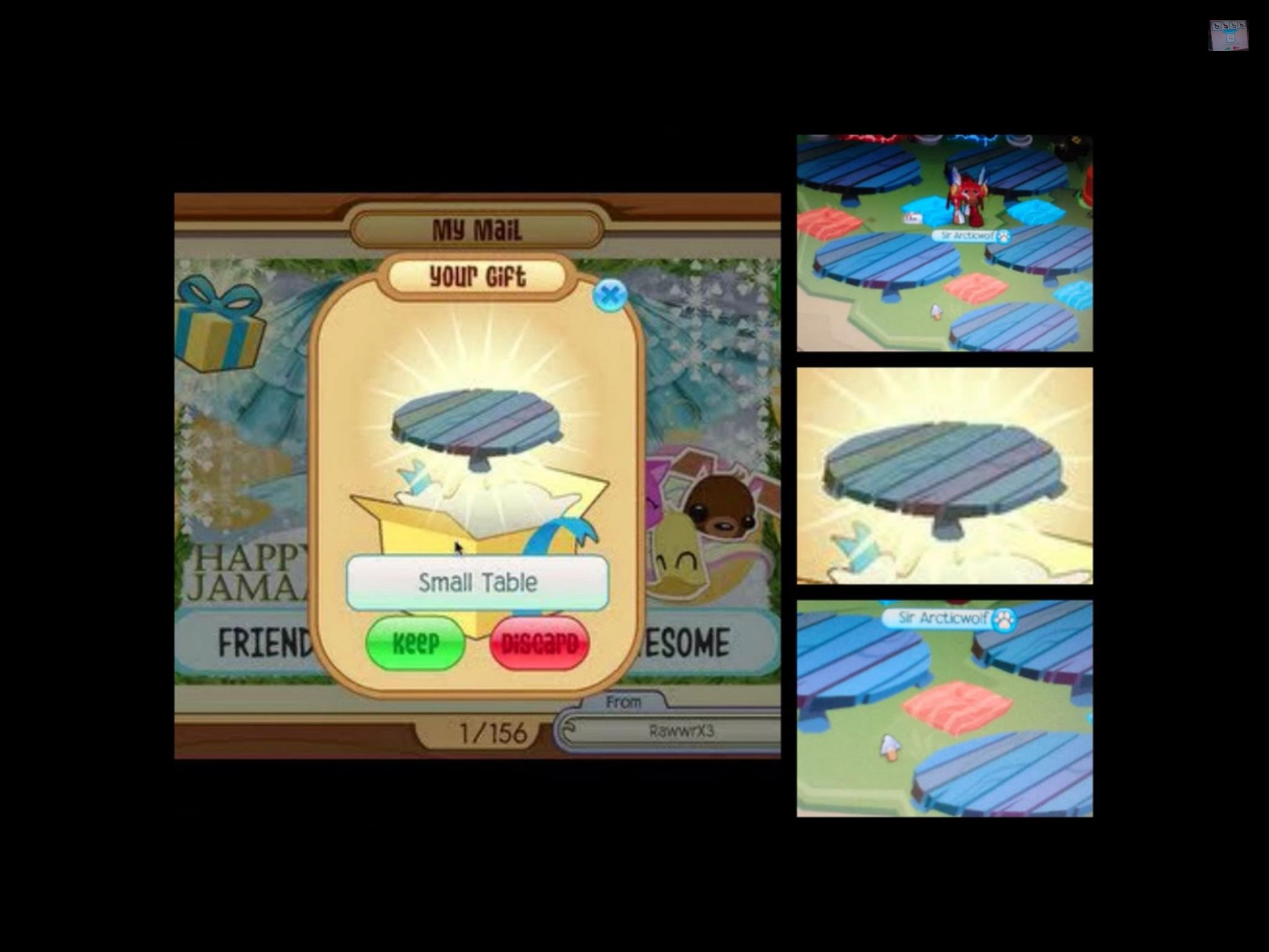 desk and chair animal jam folding mattress foam a beta table was better back then now it sucks