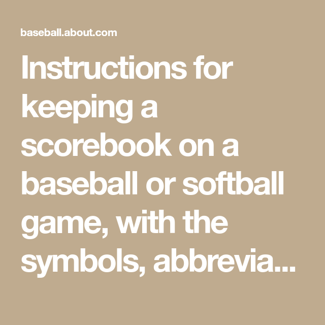 Pin On Softball Stuff