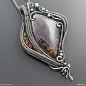 Double sided pendant