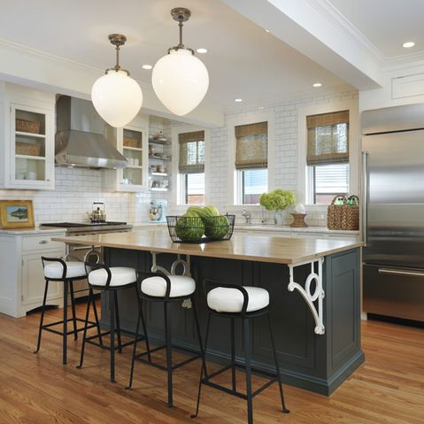 East Side Eden - Traditional - Kitchen - Providence - Taste Design Inc