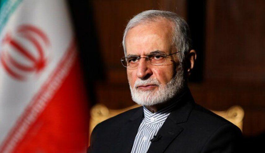 ايران قيود اميركا على دبلوماسيينا تتناقض مع المعاهدات الدولية