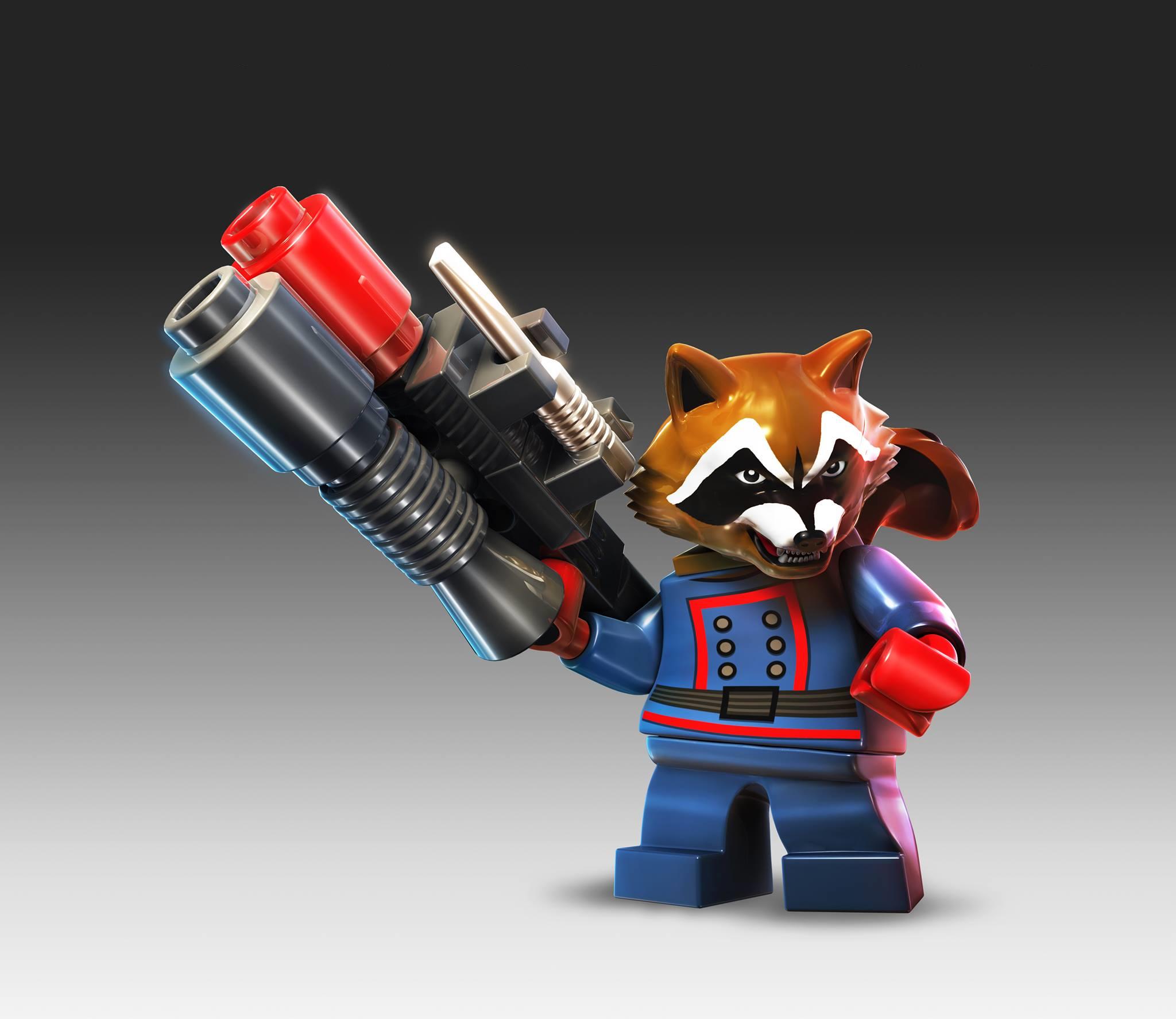 Rocket Raccoon Earth 13122 Lego Marvel Super Heroes Lego Marvel Lego Marvel Super Heroes Lego