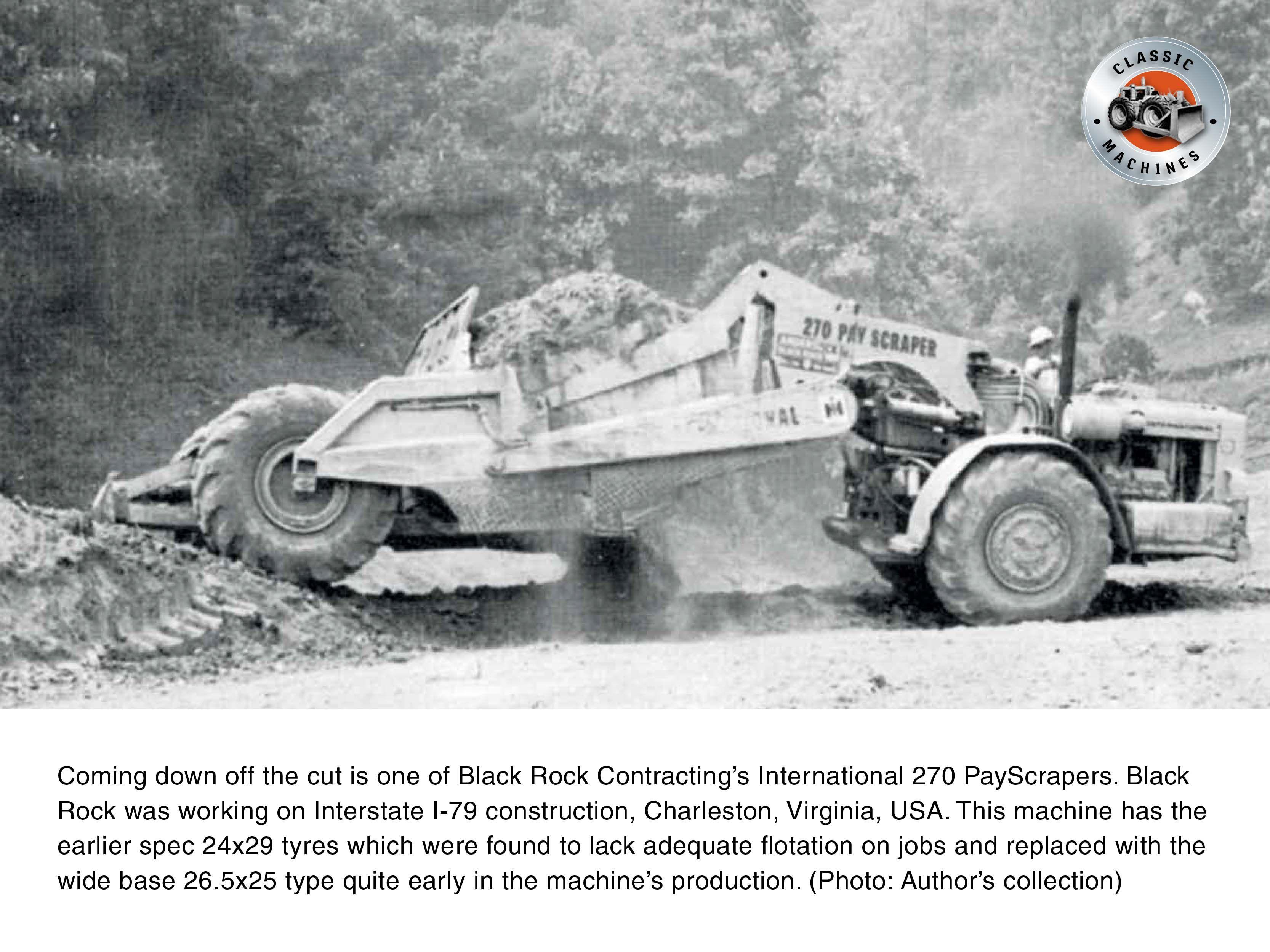 Black Rock Contractings International 270 PayScraper