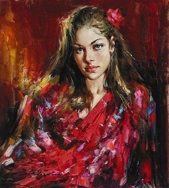 """""""Blush Rose"""" by Andrew Atroshenko"""