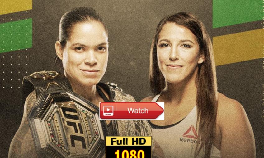 How To Watch UFC 250 Nunes vs Spencer Fight Online Live