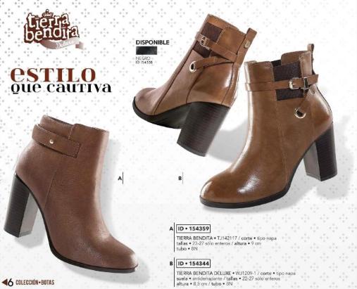 494e951f Botin Tierra Bendita. Botines de mujer, botines de tacon cuadrado, botines  de moda