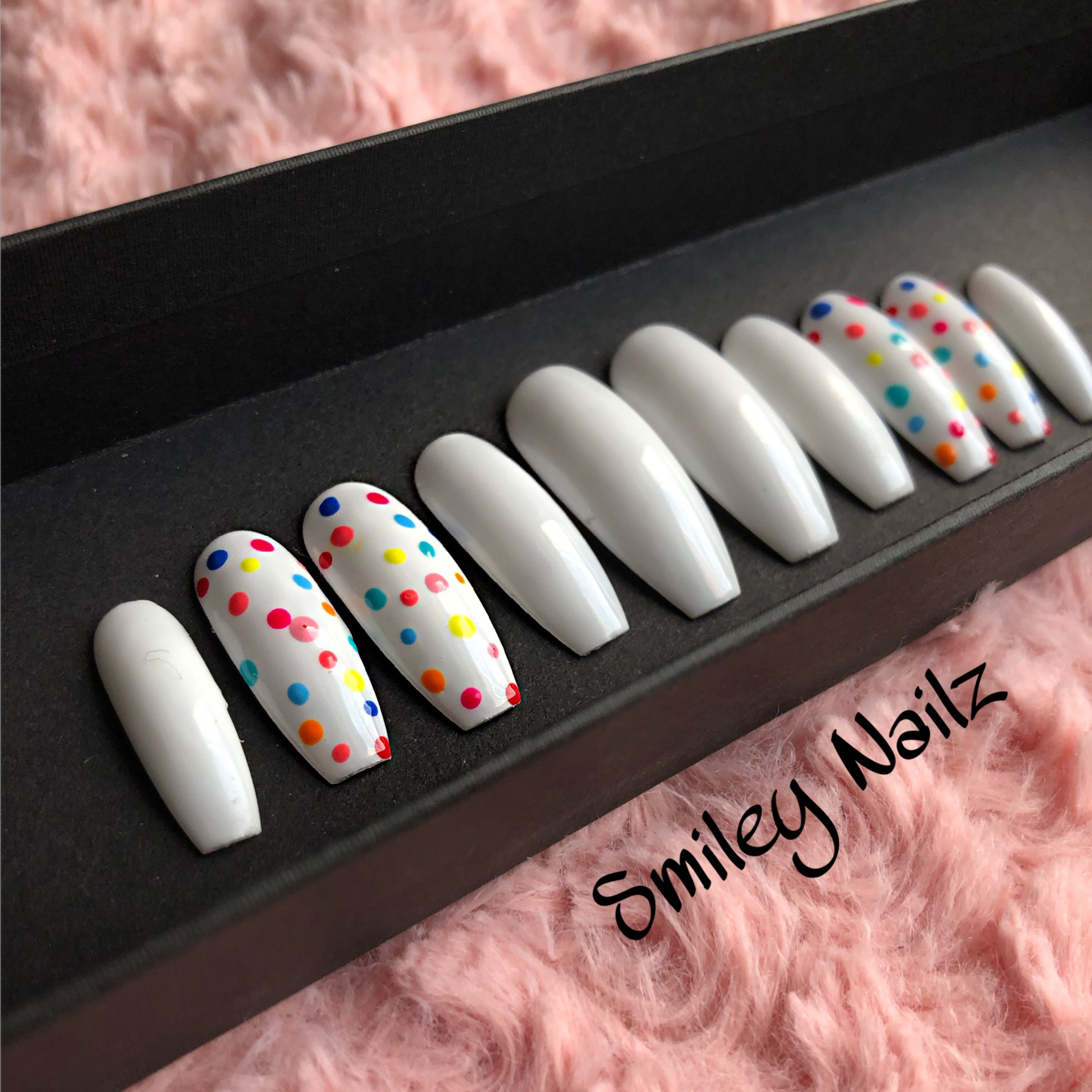 How To Apply Press On Nails Without Glue References - How ...