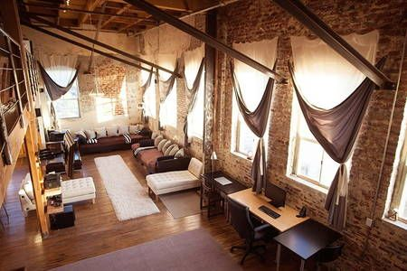Magnificent Dtla Penthouse Loft Lofts For Rent In Los Angeles Lofts For Rent Loft Living Space Loft Living