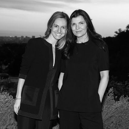 Creative Director Danielle Sherman and Founder Ali Hewson both wearing EDUN at last night's EDUN x Neiman Marcus dinner.  #EDUN #NeimanMarcus #DanielleSherman #AliHewson https://instagram.com/p/0qqMS6xZ-O/