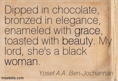 Dipped In Chocolate Bronzed In Elegance Enameled With Grace