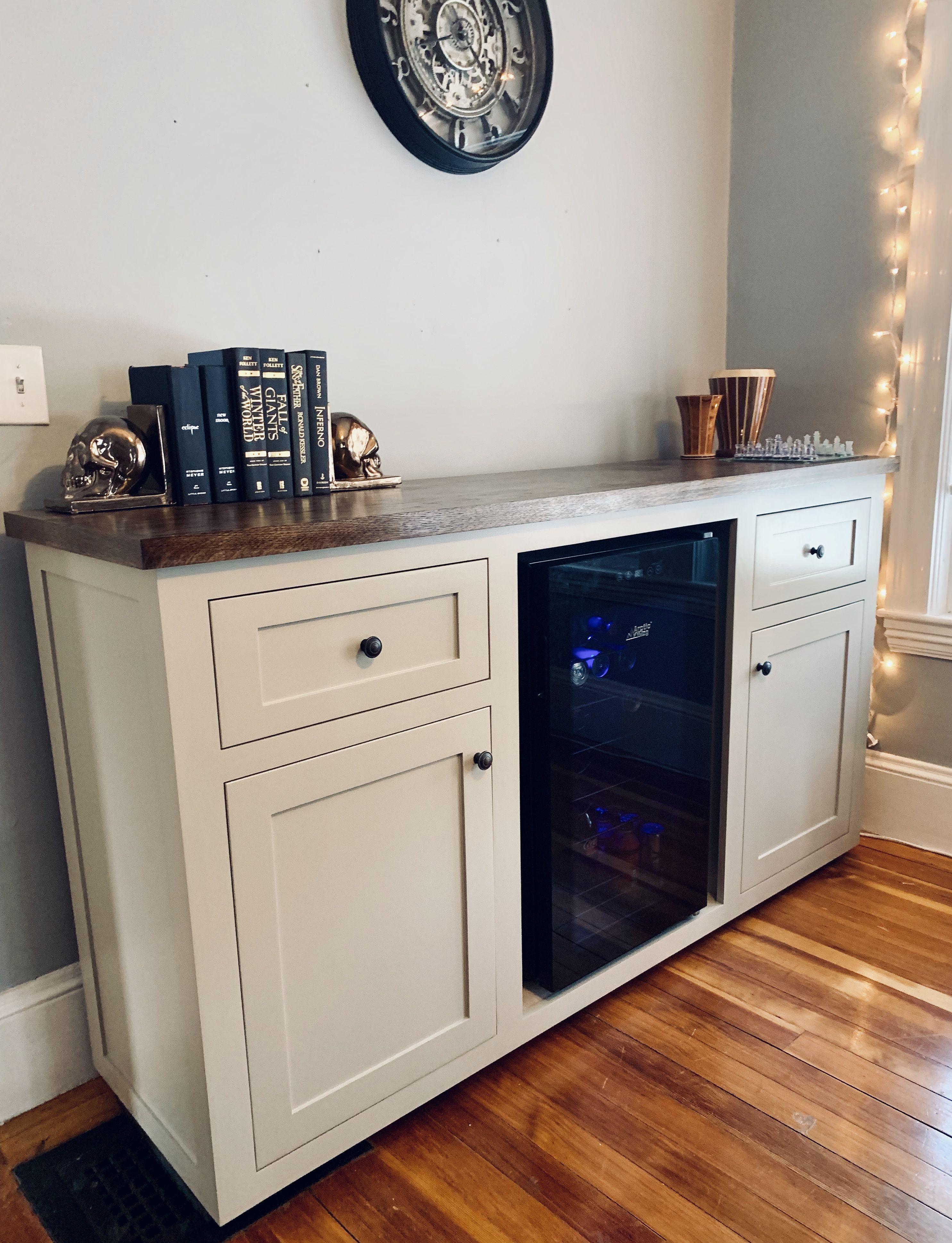 Home beverage Bar Cabinet   Sideboard bar, Dining room sideboard ...