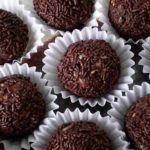 Trufas: receta sin gluten y sin huevo