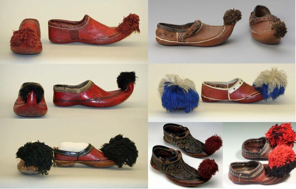 Southern Albanian footwear