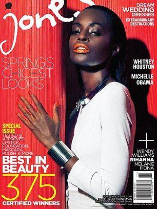 I And Africa | iandafrica: African ModelKiara Kabukuru