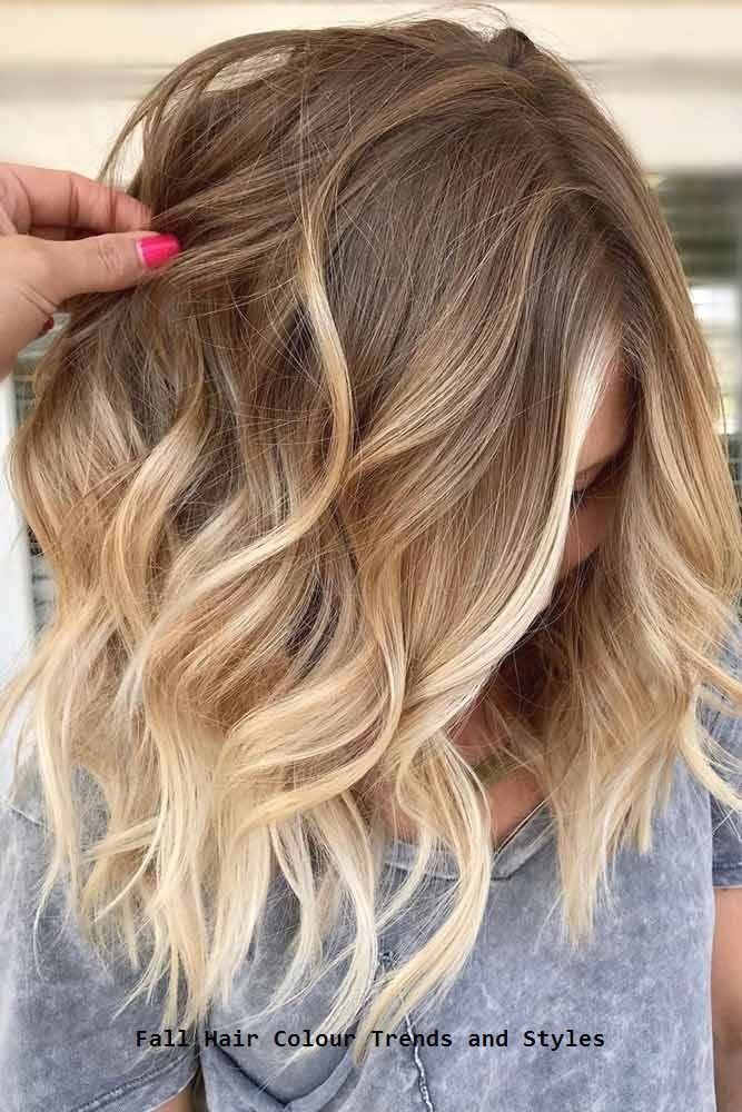 Fall Hair Colour Trends and Styles #coloredhair ,  #brownhairlengths #coloredhair #colour #Fa…