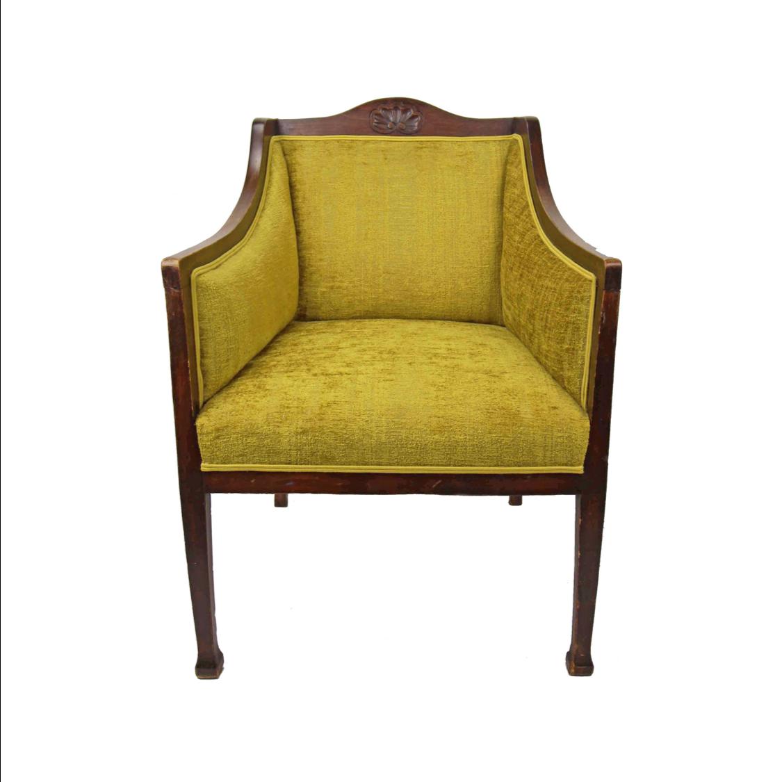 Comfortabele Luxe Fauteuil.Fauteuil De Mashad Is Een Stijlvolle Comfortabele Antieke Stoel Die