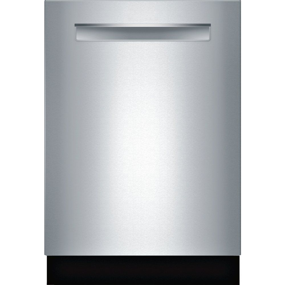 Bosch Shp68tl5uc 24 800 Series Energy Star Built In Dishwasher With 16 Place Settings 44 Dba Noise Level Stainl Built In Dishwasher Best Dishwasher Steel Tub