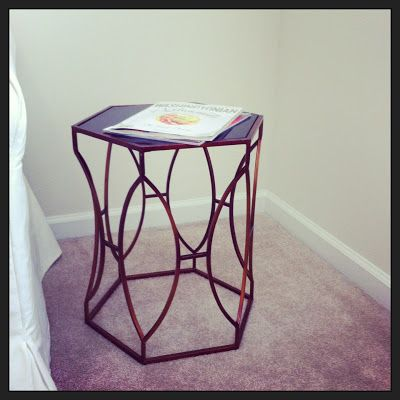 #scenesfrommyhome side table from Ross
