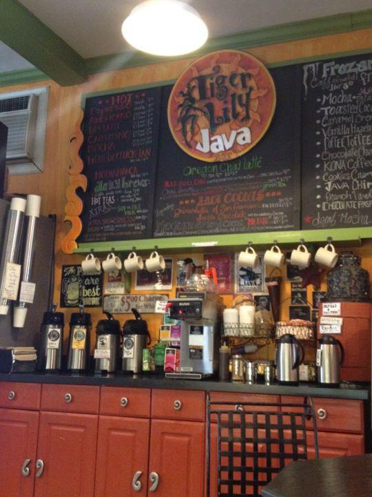 Tiger Lily Café in Port Jefferson, NY