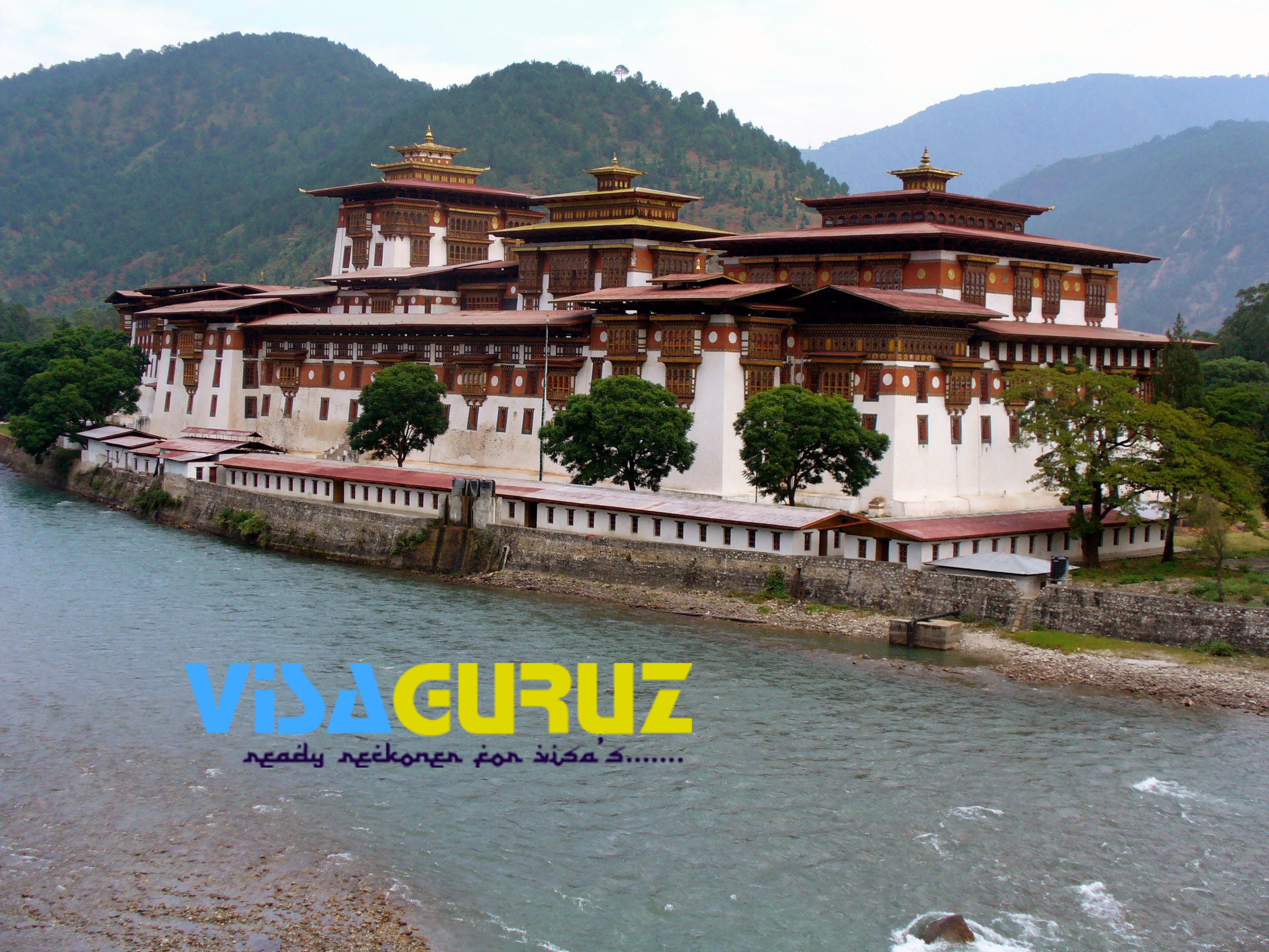 Bhutan Tourist Visa Application Form Requirements For Indians With Images Bhutan Bhutan Travel Beautiful Places