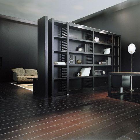 Love this book shelf. Jupiter by Massimo Scolari