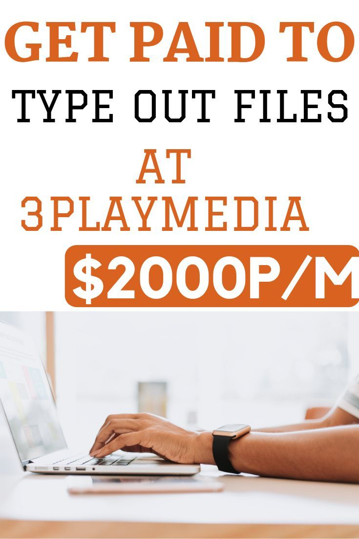 3Play Media Transcription Review Typing jobs, Work from