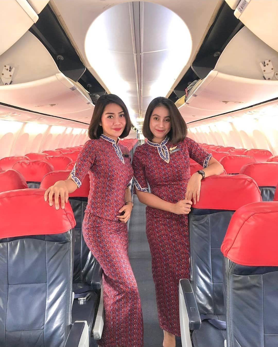 Pin Oleh I Wayan Di Travel Wanita Terseksi Pramugari Wanita Cantik