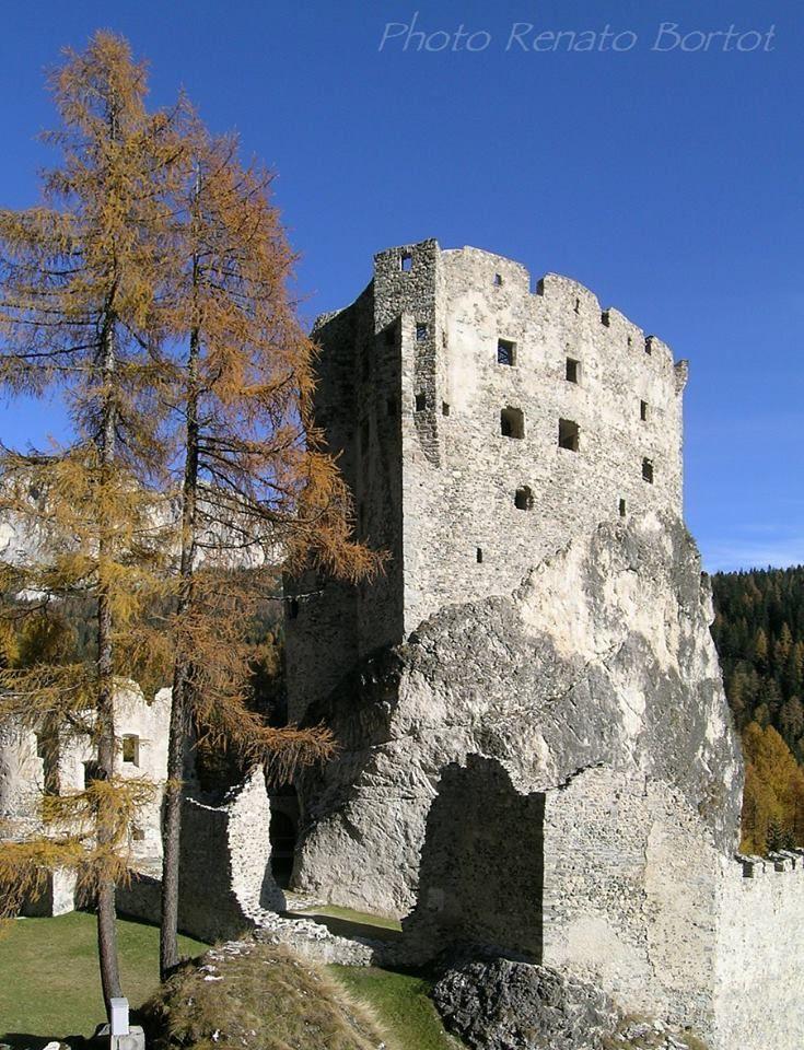Castello di Andraz - Pieve di Livinallongo - Dolomites, province of Belluno, Veneto, Northern Italy