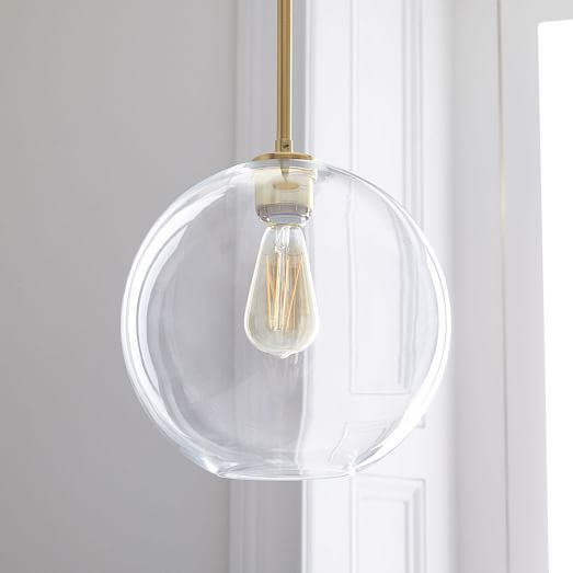 Sculptural glass globe pendant medium globe pendant kitchen sculptural glass globe pendant medium aloadofball Gallery