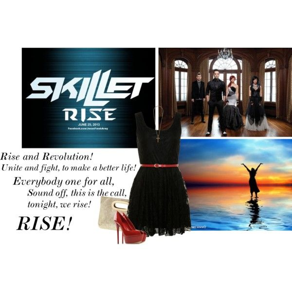 Rise- Skillet