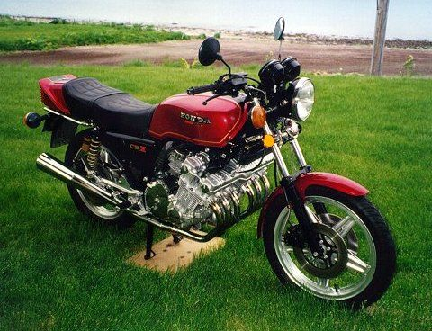Honda Cbx 1000 There Will Never Be Enough 6 Cylinder Bikes In The World