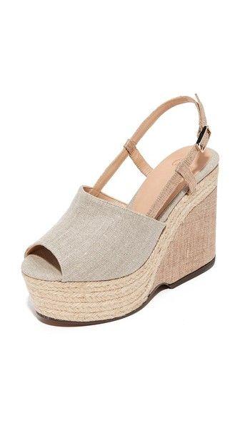 2adca3f55df ¡Consigue este tipo de sandalias de tacón de Castañer ahora! Haz clic para  ver