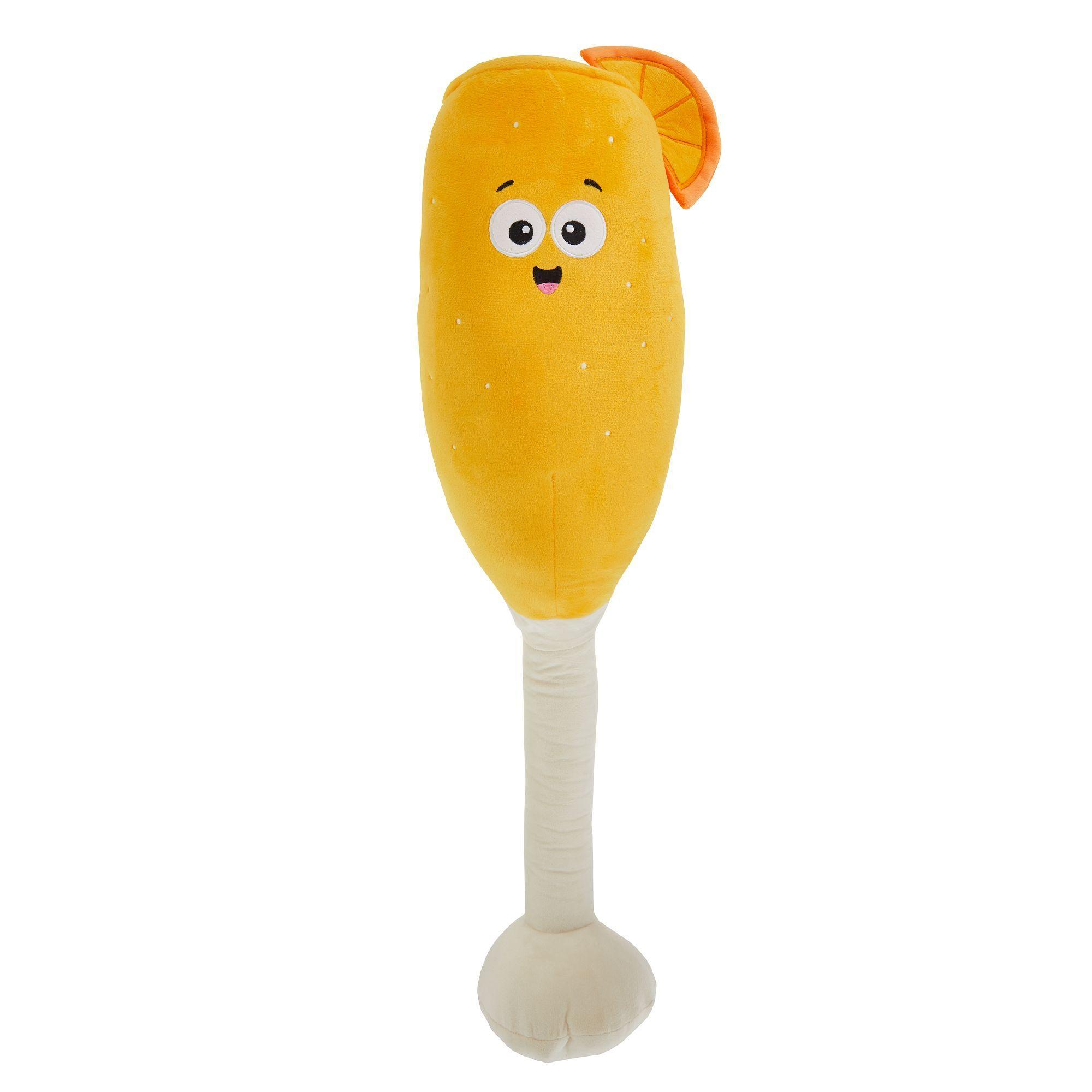 Top Paw Mimosa Dog Toy Plush Squeaker Plush Dog Toys