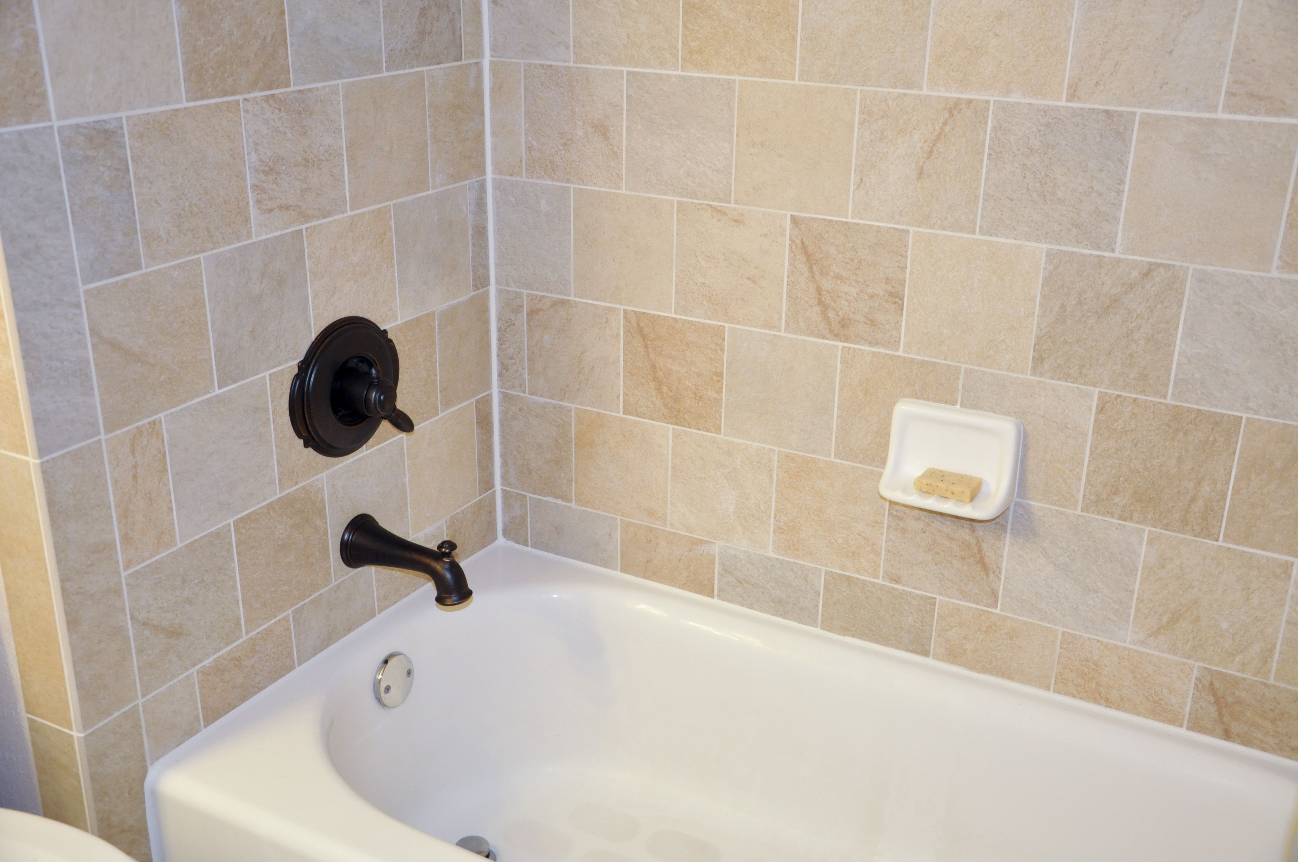 how to remove mould from shower caulking