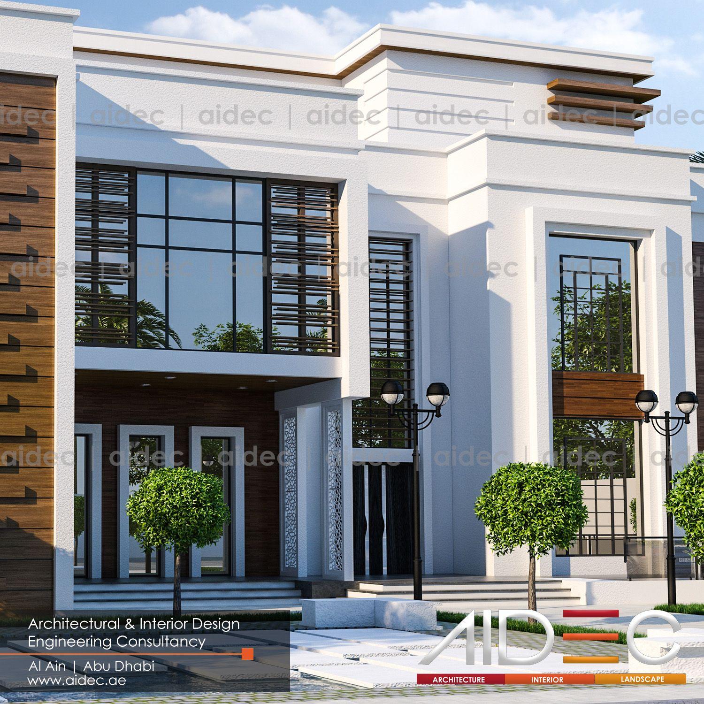 المقترح السكني فيلا Modern