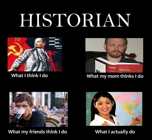 Historian | Historia