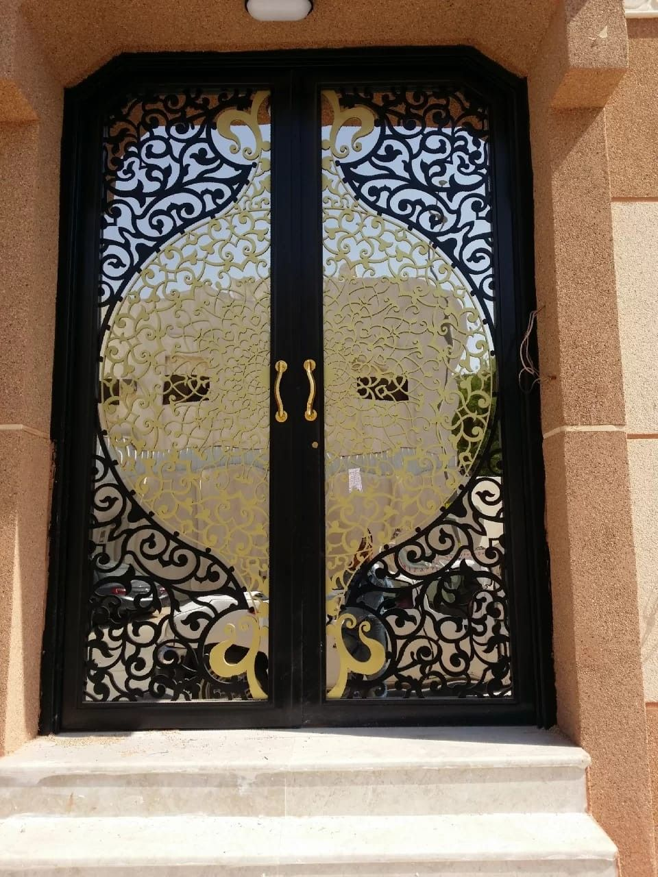 Laserdoors Metaldoors Lasercut Riyadhdoors Caddesign Arabiandoors Gate Gatedesign Door Doors Laser Nicedoor Iron Door Design Doors Interior Modern Door Design