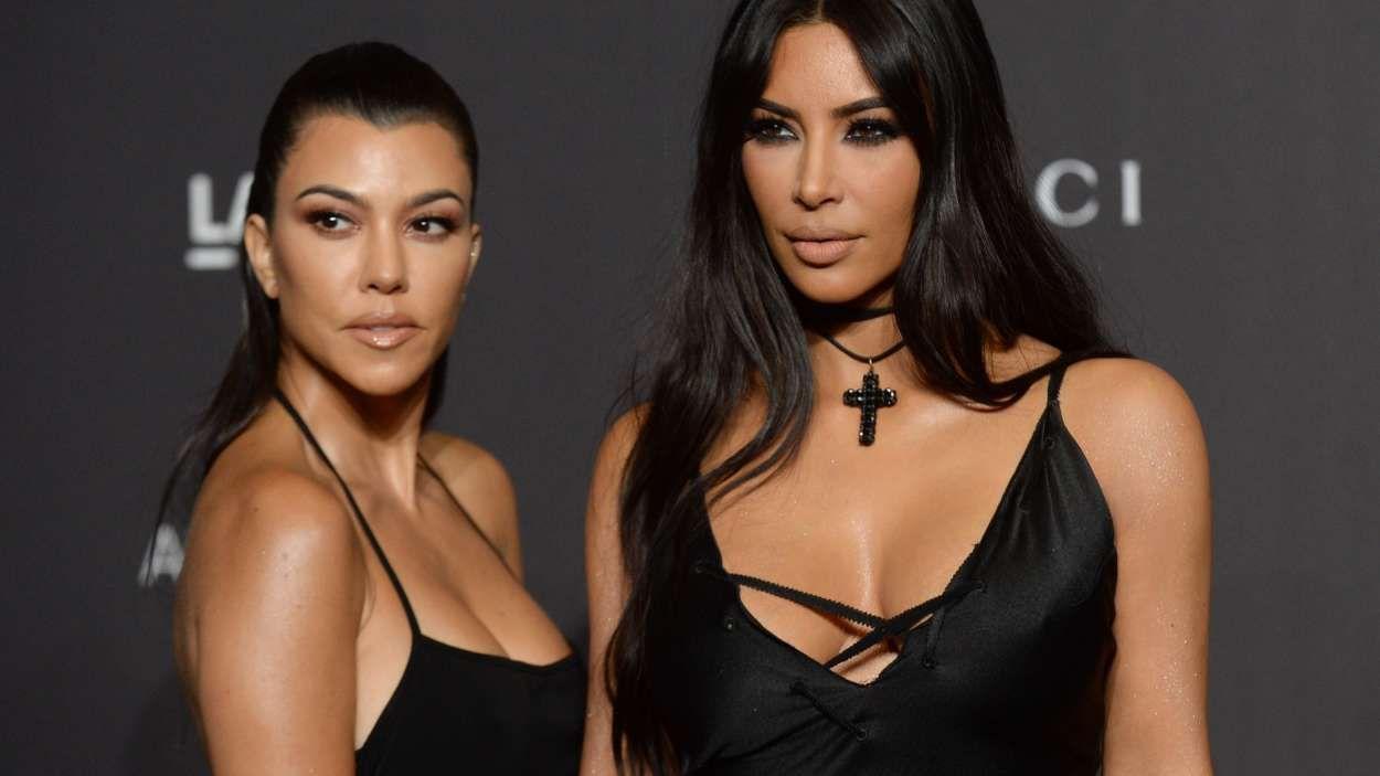 Kim Kardashian And Kourtney's Feud Continues - But Khloe Is Caught In The Aftermath #KimKardashian, #KourtneyKardashian, #Kuwk celebrityinsider.org #Entertainment #celebrityinsider #celebritynews #celebrities #celebrity