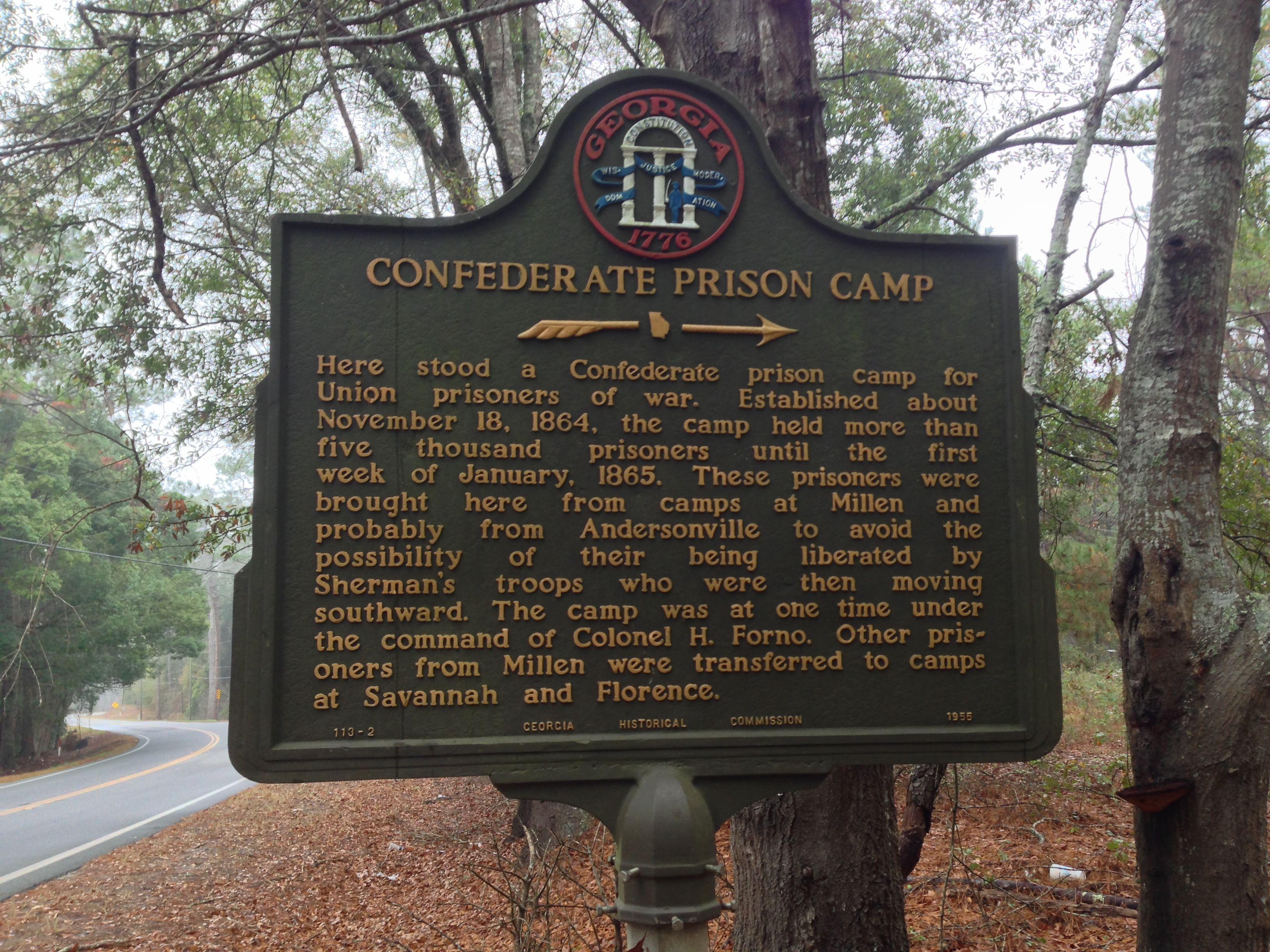 Civil War Wednesday Blackshear In Georgia Mind